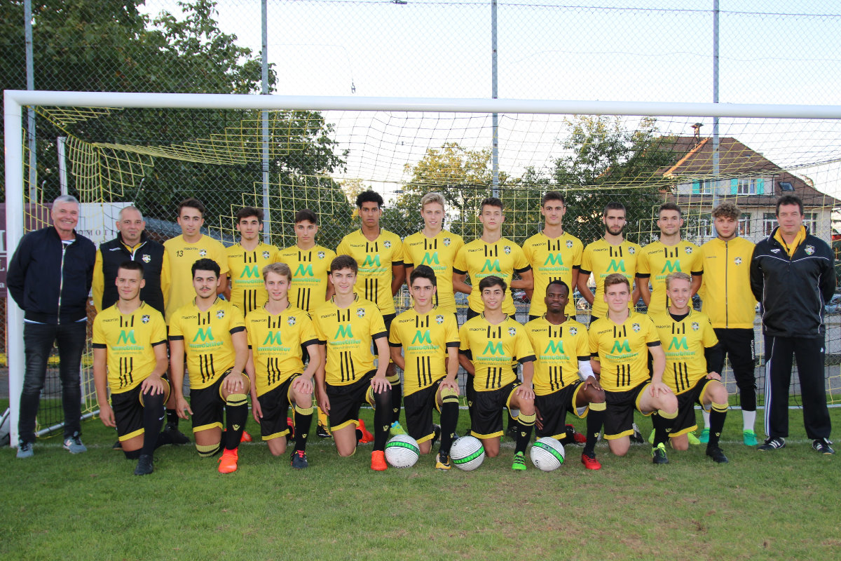 JUNIORS A INTER
