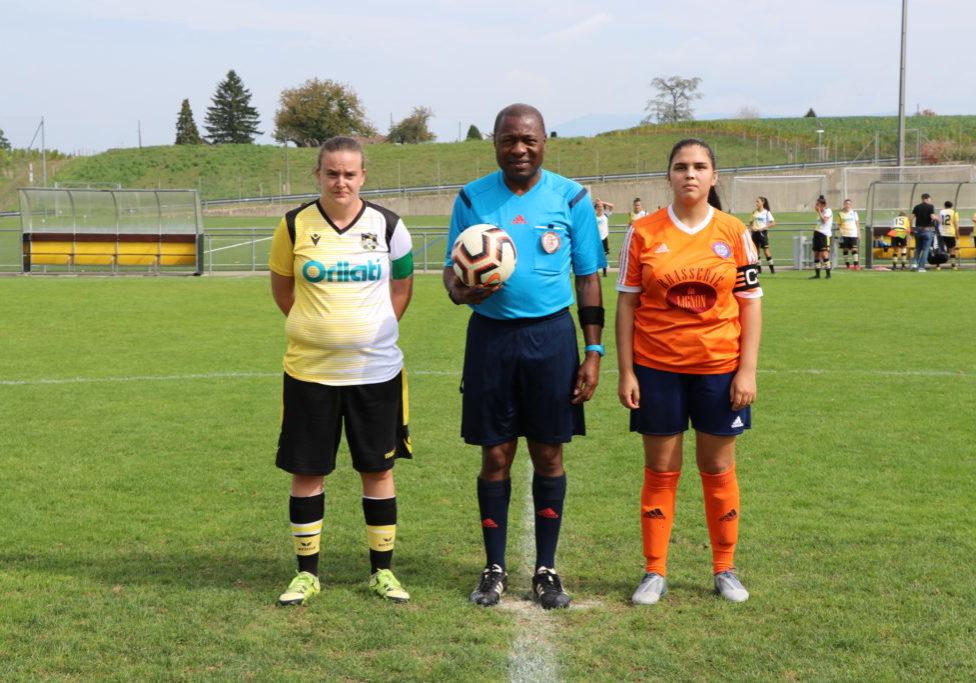1ere feminine Signal FC VS Aire-le-Lignon 20.09 (2)