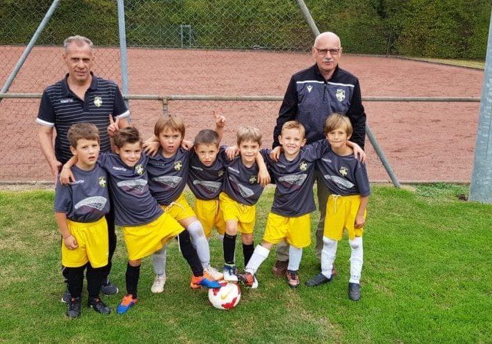 Donzelle tournoi ecole de foot 2019