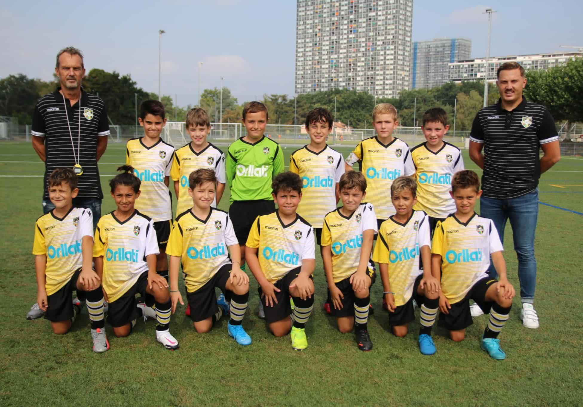 E1 2020 equipe