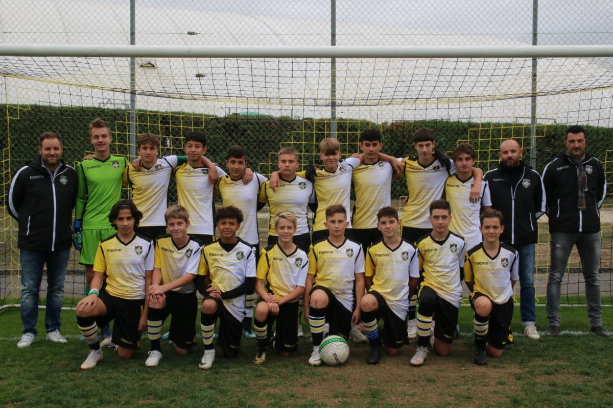 JUNIORS C INTER