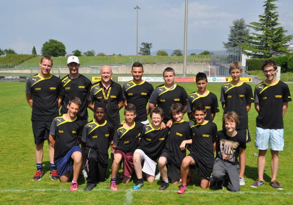 ecole foot 2012-2013